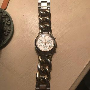 Michael Kors chain link watch